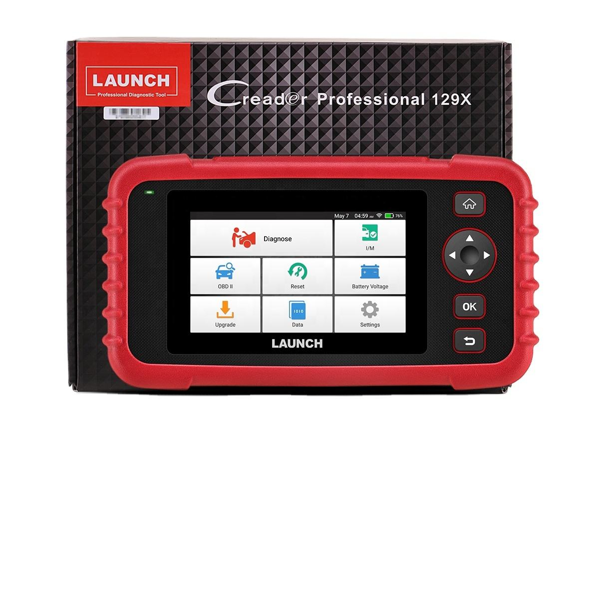 2020 Launch crp129x 4 system Diagnostic tool New Version of crp129 and crp129e Scanner