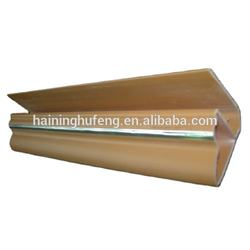 PVC wall panel laminated Hot Stamping  ceiling  panel PVC corner for walls and ceiling China Factory manufacturer