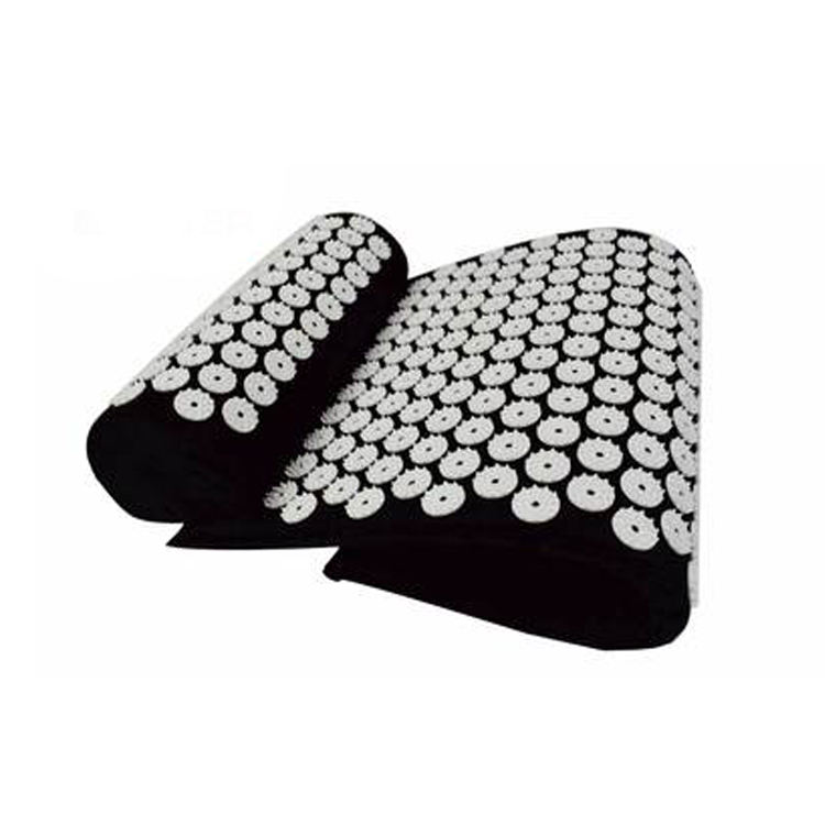 Hot Selling Acupressure Mat And Pillow Shakti Therapy Acupressure Foot Mat Set