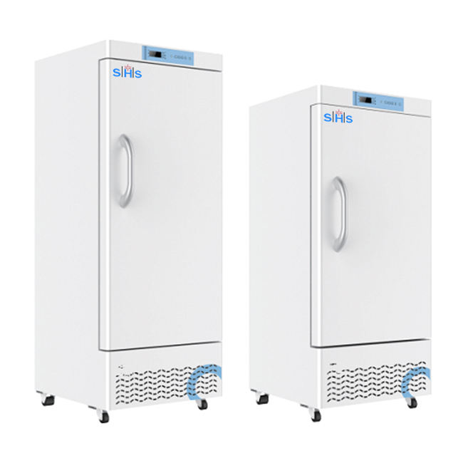 Laboratory -40 degree portable cold medical refrigerator ultra low temperature cryogenic freezer