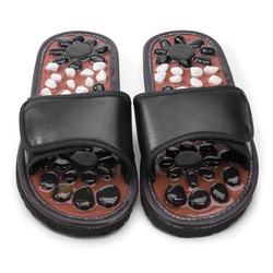 Natural Stone Massage Slipper Escalate Blood Circulation Foo
