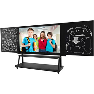 65 75 82 86 digital blackboard built in uhd display speakers computers android system