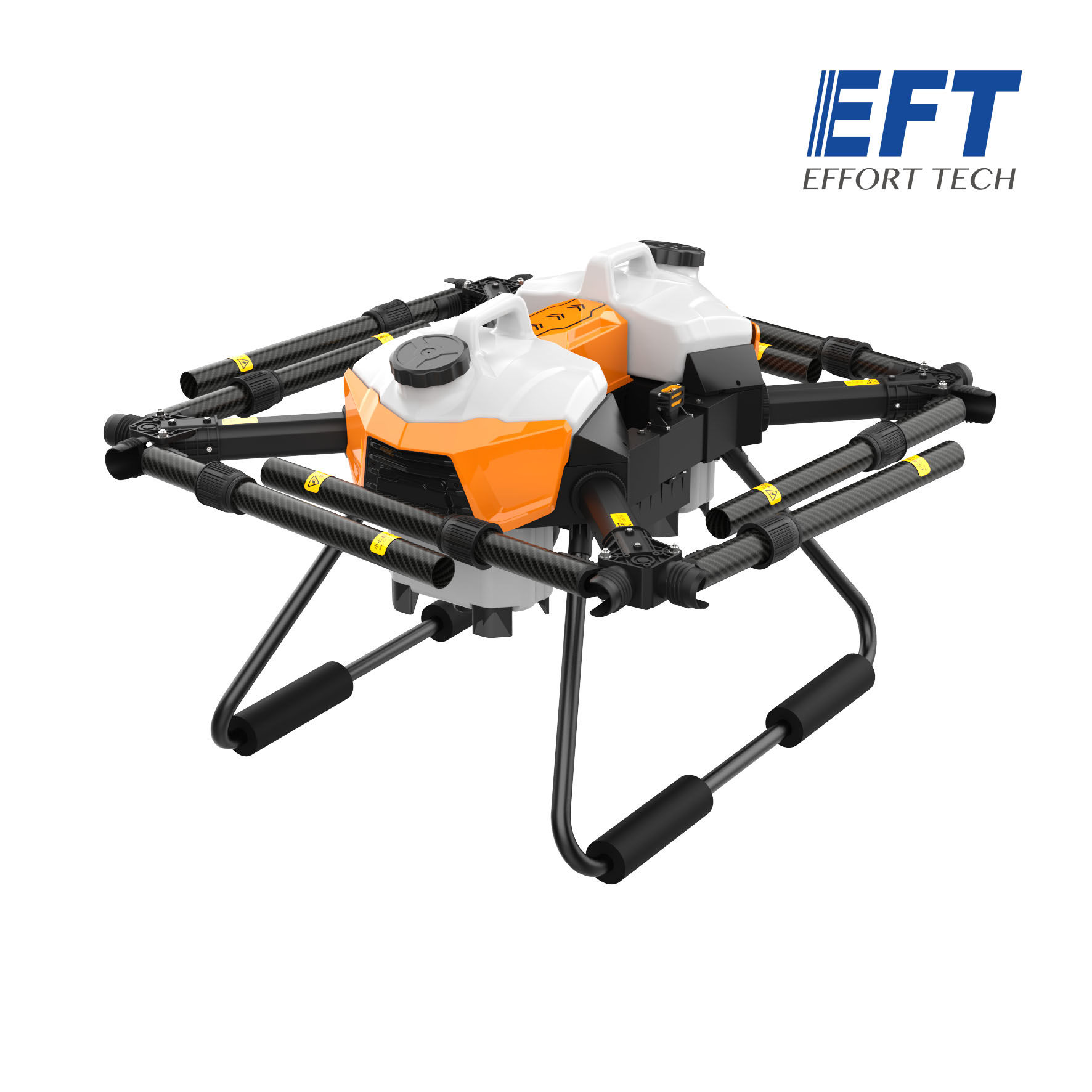 Precision agriculture spraying pesticide uav drones with dji flight control 12l payload plant protection aircraft