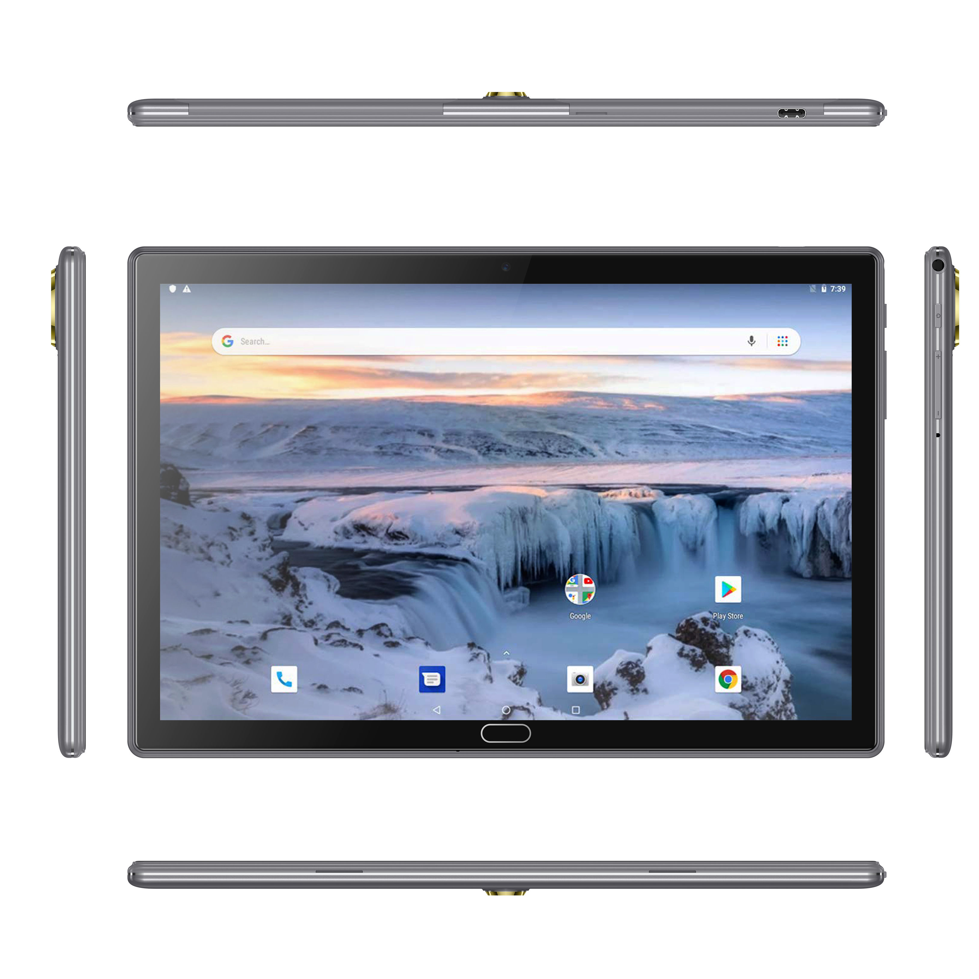 2020 GPS WIFI PC Tablet 10.1 inch full metal tablet pc