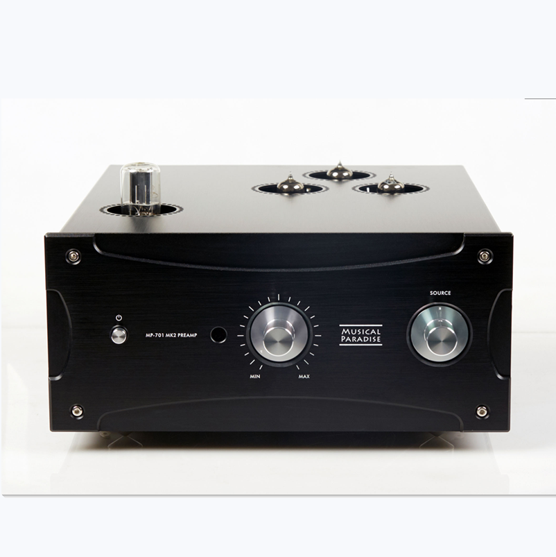 Musical Paradise MP-701-MK2 pre amplifier vacuum tube pre amplifier voltage selection 110-120V / 220-240V