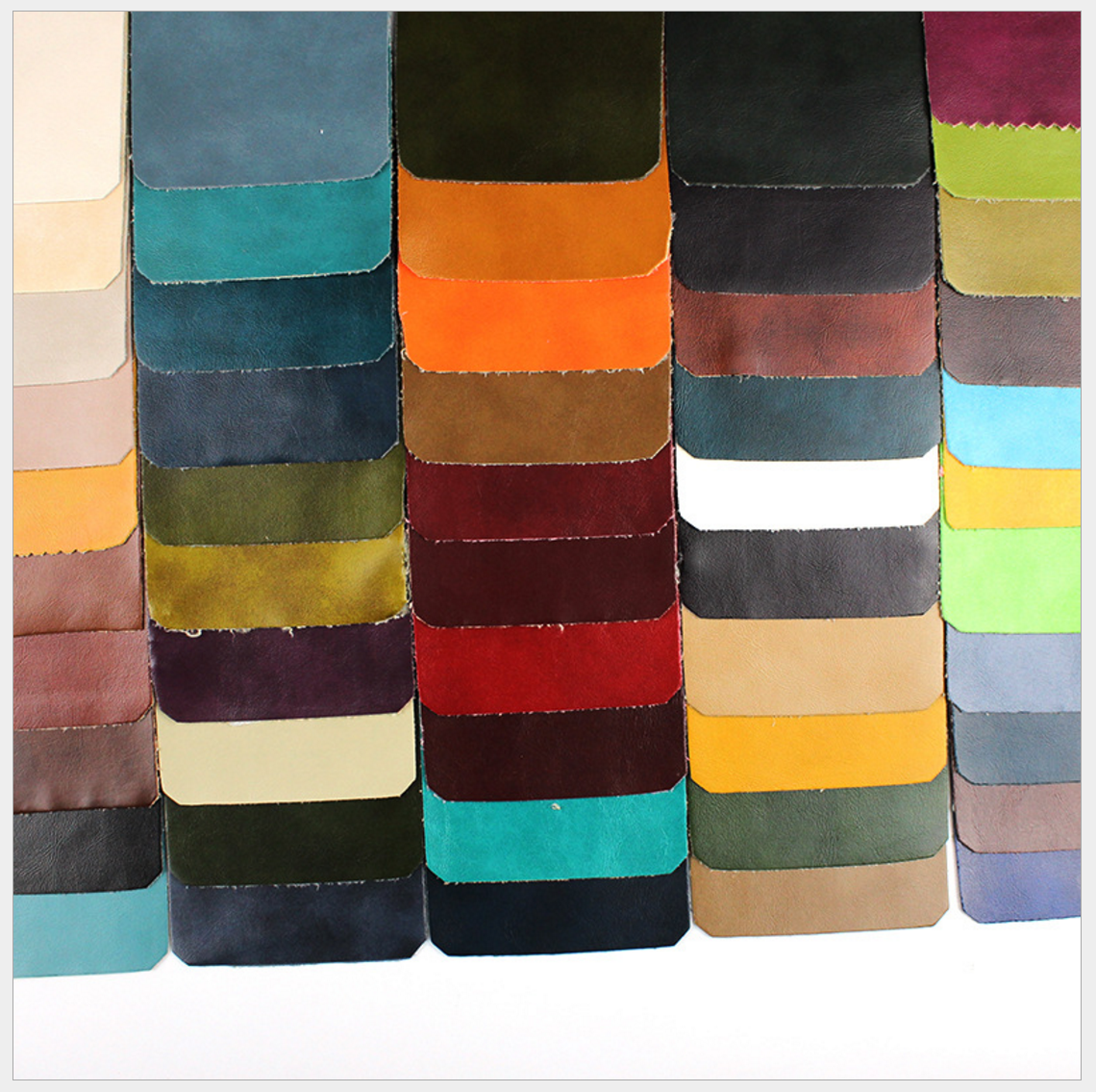 Wholesale High Quality Imitation PVC Microfiber Leatherette For Sofa Cover Headboard Bedroom Furniture In Stock