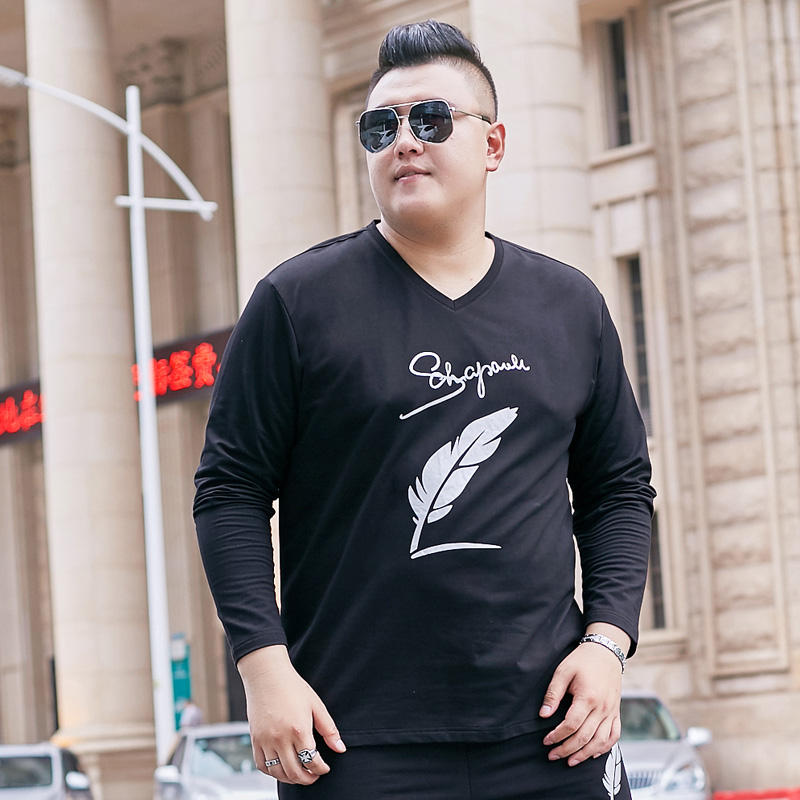 T-Shirt 5Xl Thick Oversize Stock Men Fat Style Clothing Man 6Xl T Shirt Oversized