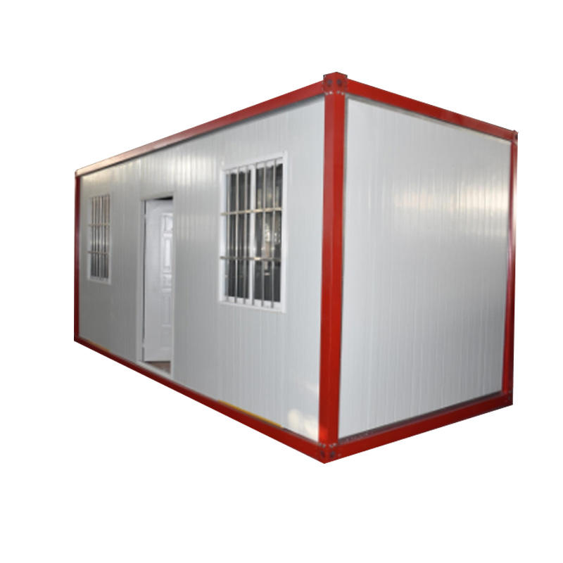 Panel Sandwich Wol Batu 50Mm, <span class=keywords><strong>Rumah</strong></span> Kontainer Prefab Paket Datar