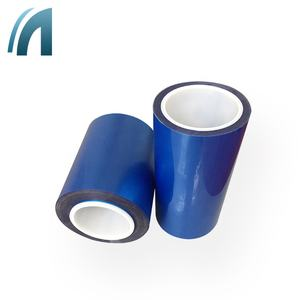 Light Blue PVC Adhesive Film For Stainless Steel Plates