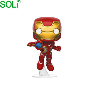Nieuwe Hot Selling Speelgoed Actiefiguren Custom Anime Action Figure Marvel Speelgoed