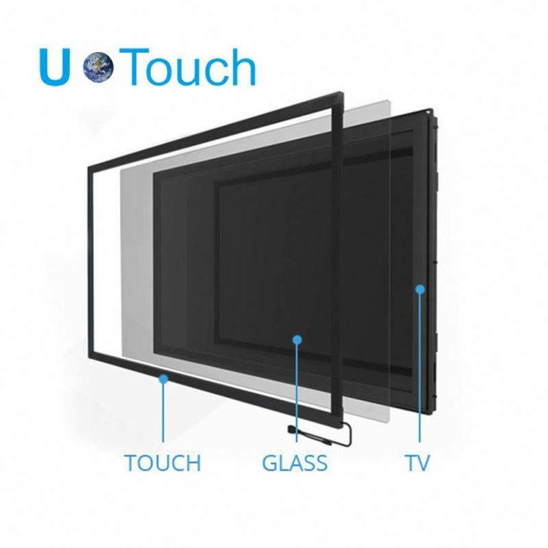 55 inch 6 points open flexible touch frame good guaranteed for monitors