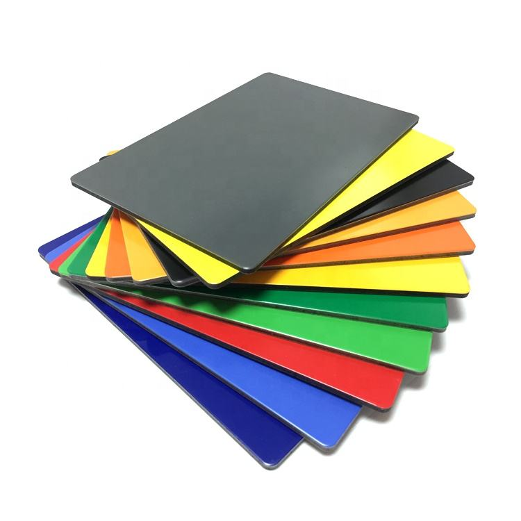 Aluminium Cladding Panel Aluminum Plastic Composite Panel ACP /ACM Sheets