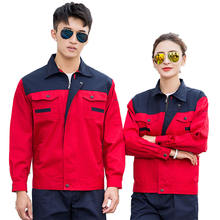 Factory Safety long sleeves Working Clothes Professional Work Uniform Safety Working selling