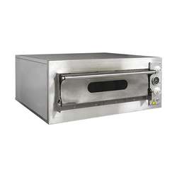 Commercial pizza oven EPP-4 (825/935x925x394mm, 1 camera, for 4 pizzas D 33 cm, 5 kW, 400 V)