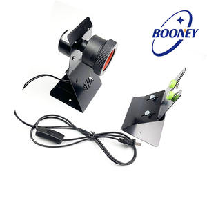 Booney fishing rod making equipment mini metal dryer chuck fishing pole building machine portable