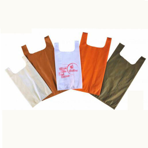 ultrasolic non woven T-shirt bag