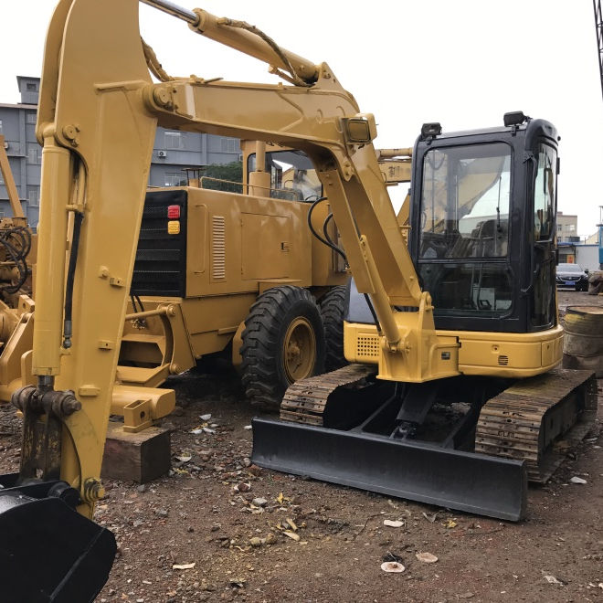 <span class=keywords><strong>Mini</strong></span> excavateur japonais 5 tonnes,, <span class=keywords><strong>pelle</strong></span> <span class=keywords><strong>Komatsu</strong></span> Pc55 d'occasion à vendre