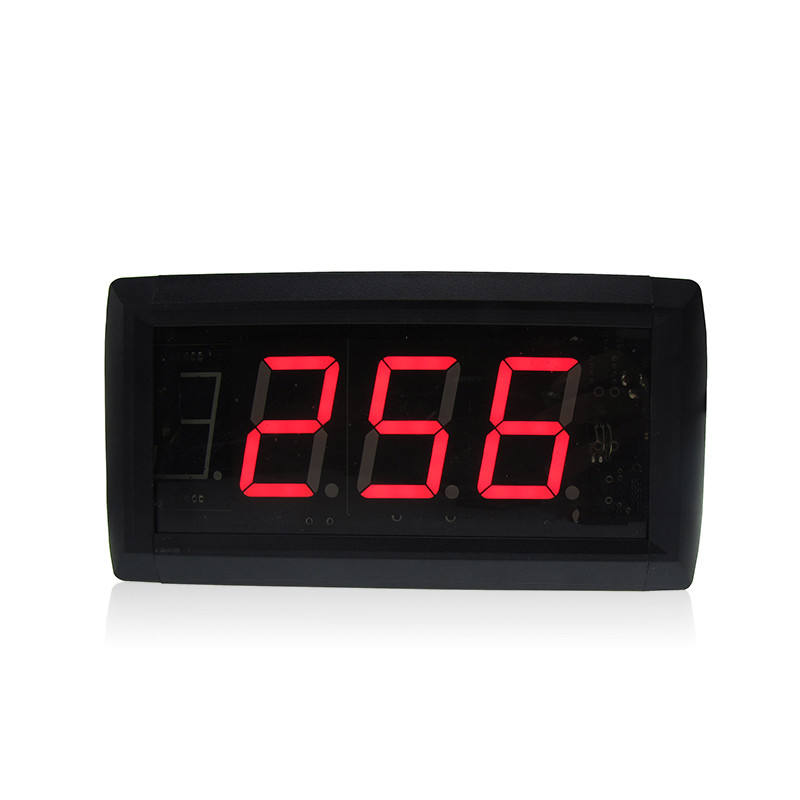 6/'/' Large Digital 3Digit Laps To Go Timer LED Digital Counter With Buttons