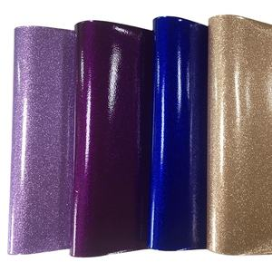 Shiny mirror glitter leather fabric for shoes,handbags,decorative