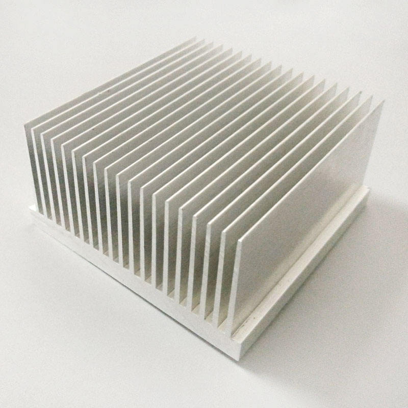 Square heatsink 80(W)*40(H)*80(L)mm