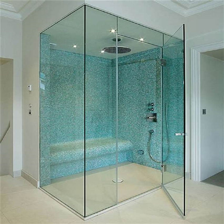 Top selling one unit bathroom pods beautiful shower enclosure