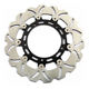 Stainless steel motorcycle moto front 310mm disc brake rotor for Yahama YZF R6 600
