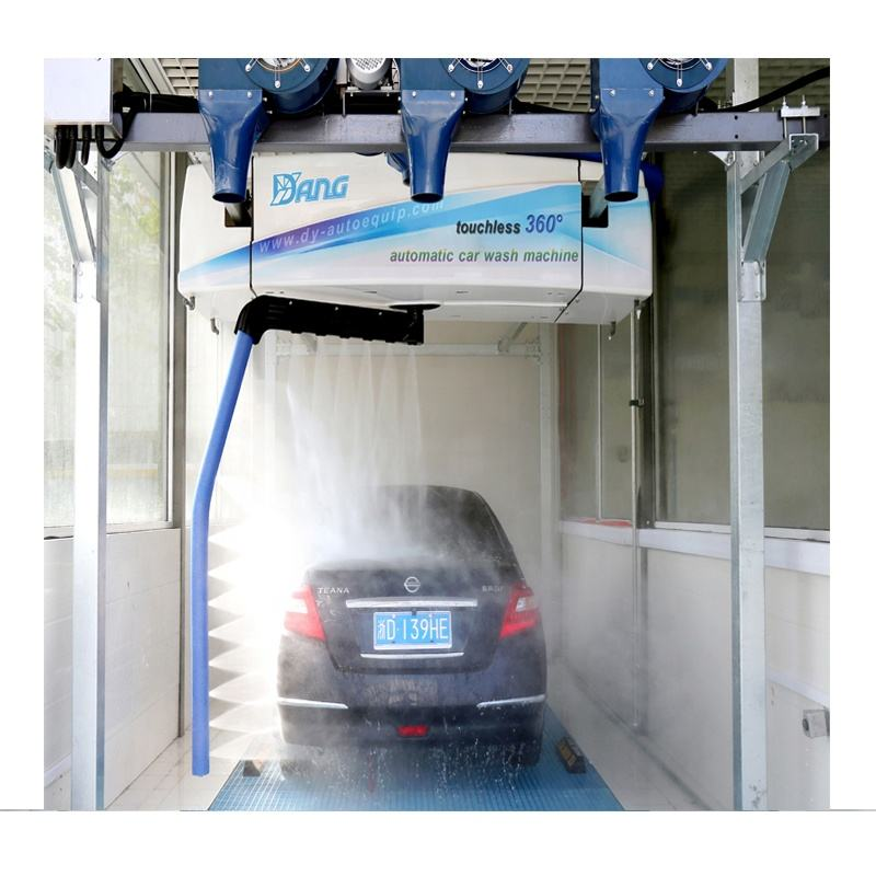 dayang touchless automatic car wash machine malaysia W360 washer equipment price