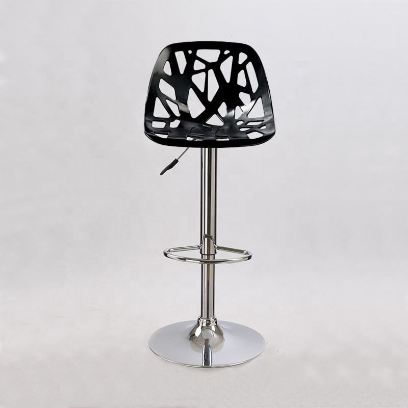 New design bird nest counter stools adjustable bar stools