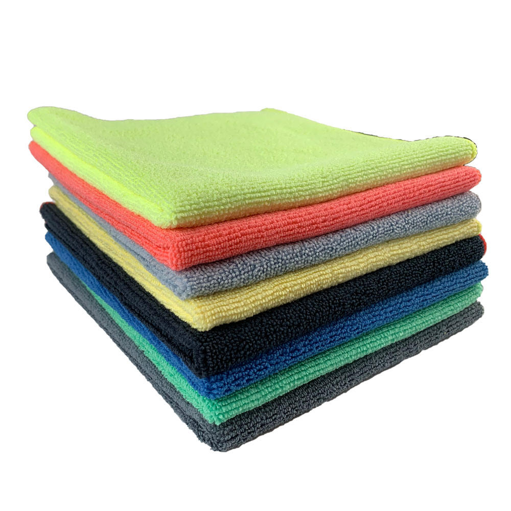 Wholesale Excellent Dust Removing Ability microfiber warp knitting cloth kitchen cleaning Easy To Make It Clean And Quick Dry