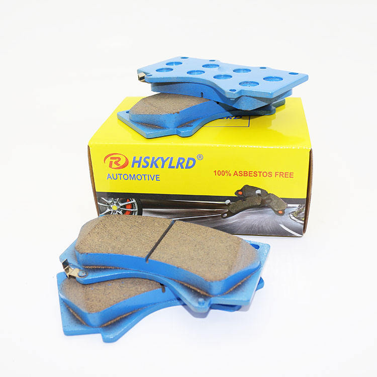 China ceramic brake pads wholesale Auto Disc ceramic brakes pads
