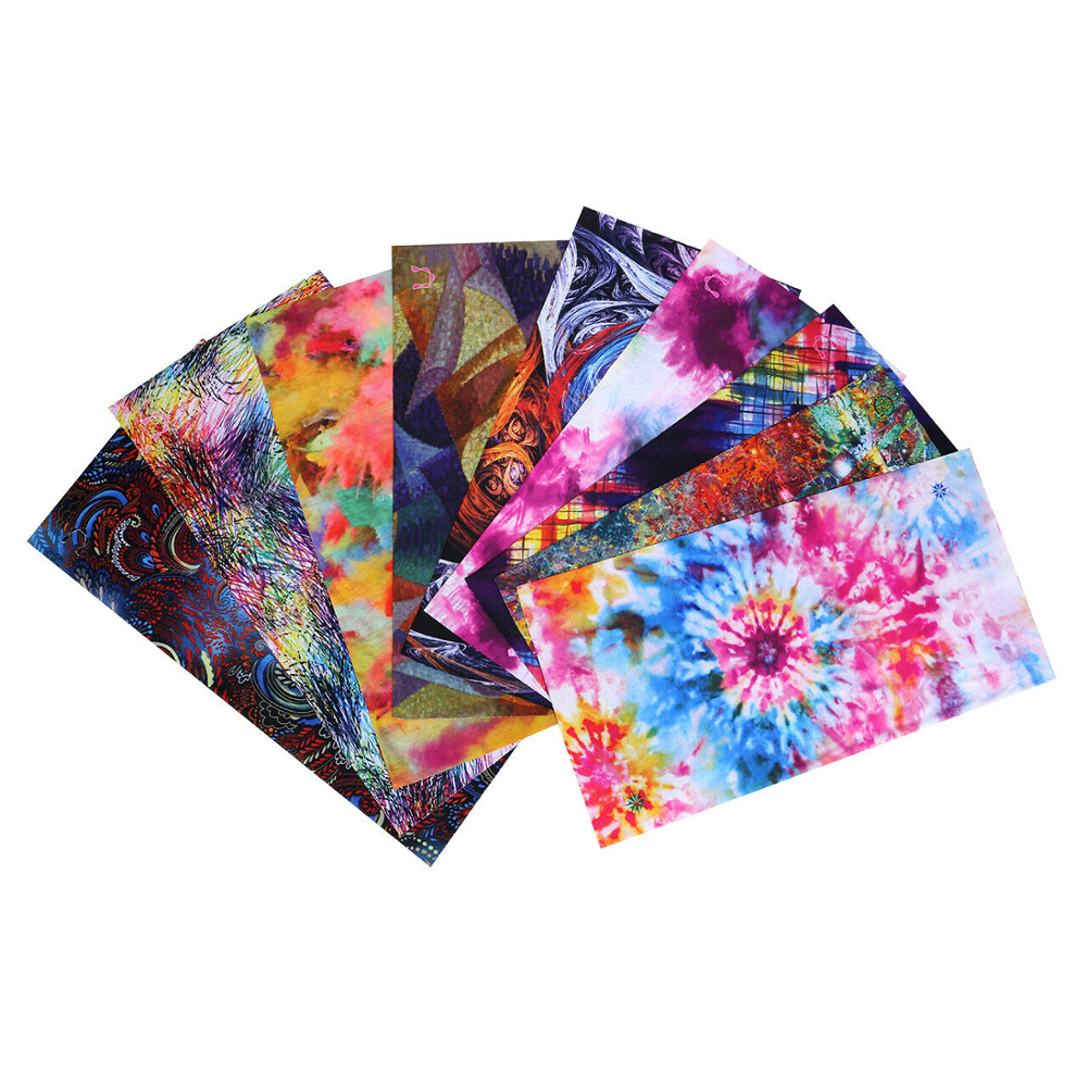 Custom Sublimation Best Seller bandana scarf for promotion hot sale colorful scarf summer tube bandana