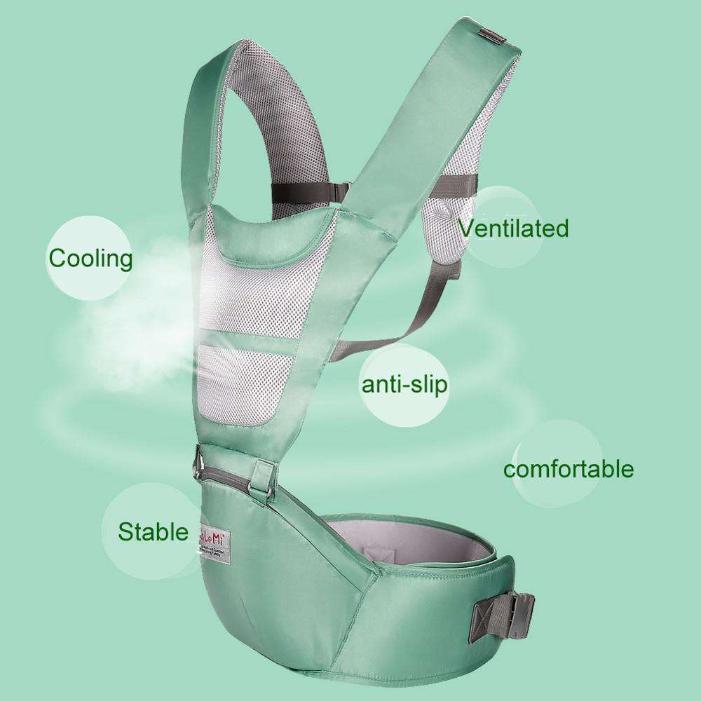 For Newborn And Prevent O-type Legs 6 In 1 Carry Style New Kid Sling Hipseat Ergonomic Baby Carrier backpack