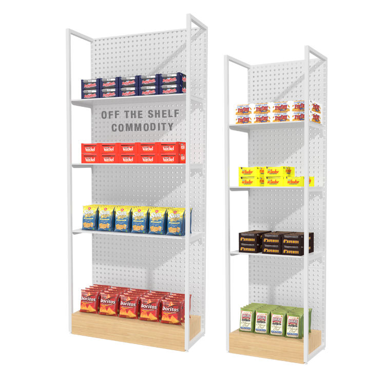 High Quality My Store Manufacturer Commercial Istanbul Billa United Aym Layout Supermarket Rack Display Supermarket