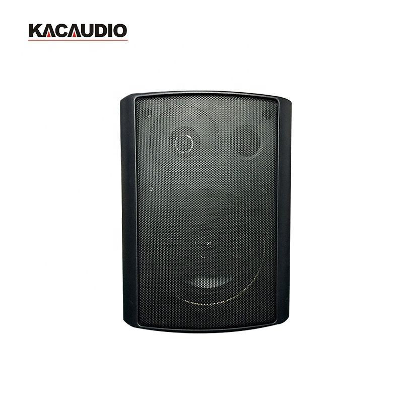 Indoor /outdoor Mouted Passive Mounted Stereo Wall Speaker For Conference