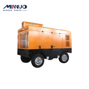 2020 custom diesel air compressor 265 cfm 7 Bar Diesel Power