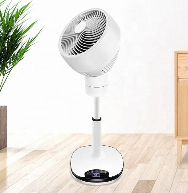 8 inch 3D Oscillation remote control CR-06 Stand air circulator