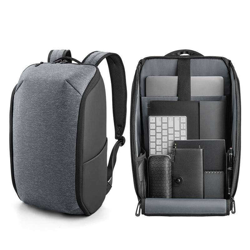 Kingsons Durable Casual Lightweight Waterproof Foldable ultra slim laptop backpack computer Laptop Bag for men