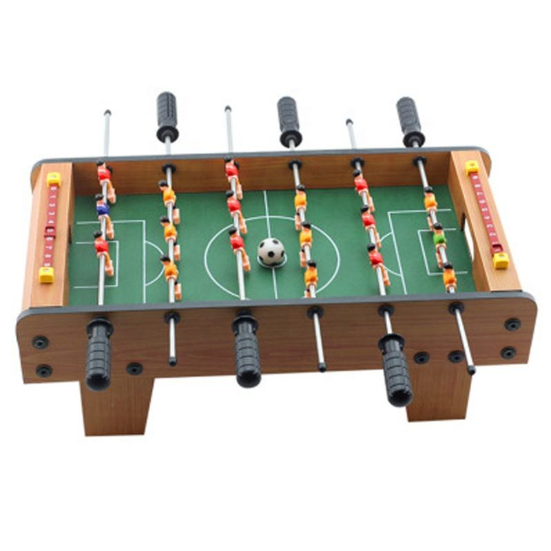 Portable Mini Tabletop Football Soccer Game Set and Accessories For Children
