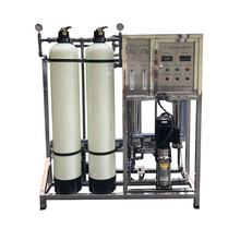 500LPH reverse osmosis filter deionized drinking water ro system treatment equipment with demineralizer device