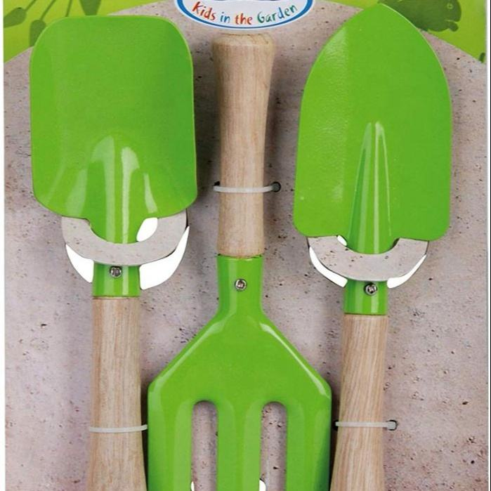Children's Garden Fork and Trowel Set