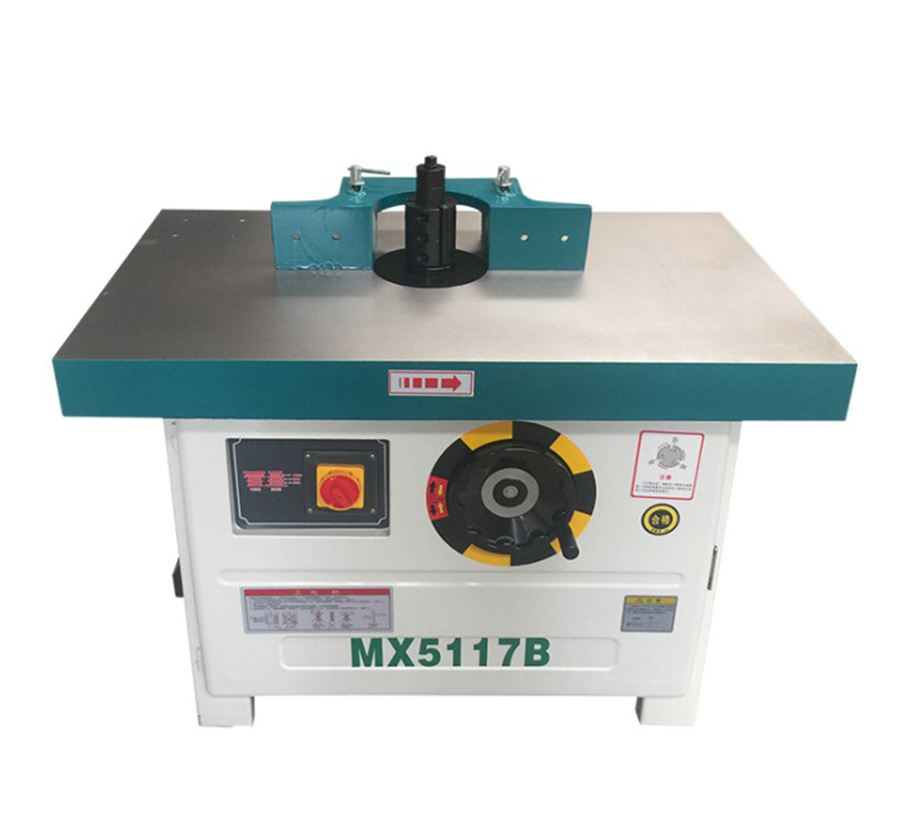 MX5117 수직 나무 스핀들 <span class=keywords><strong>셰이퍼</strong></span> Moulder 또는 라우터 <span class=keywords><strong>테이블</strong></span>