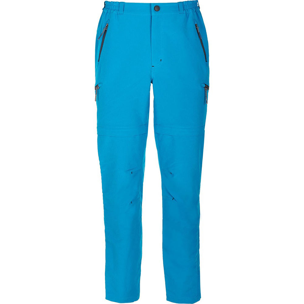 Men's detachable 2 in 1 trousers for mountaineering zip off camping pants plus in the hot summer