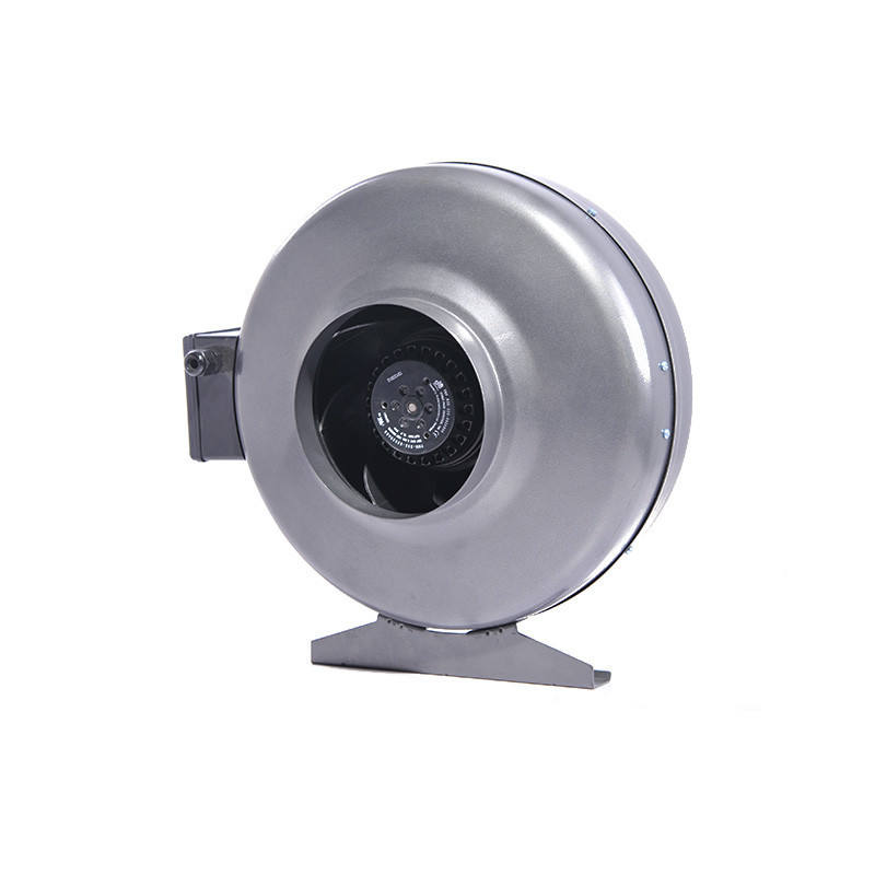 extractor fresh air ventilation 2/6/8 inch inline duct fan