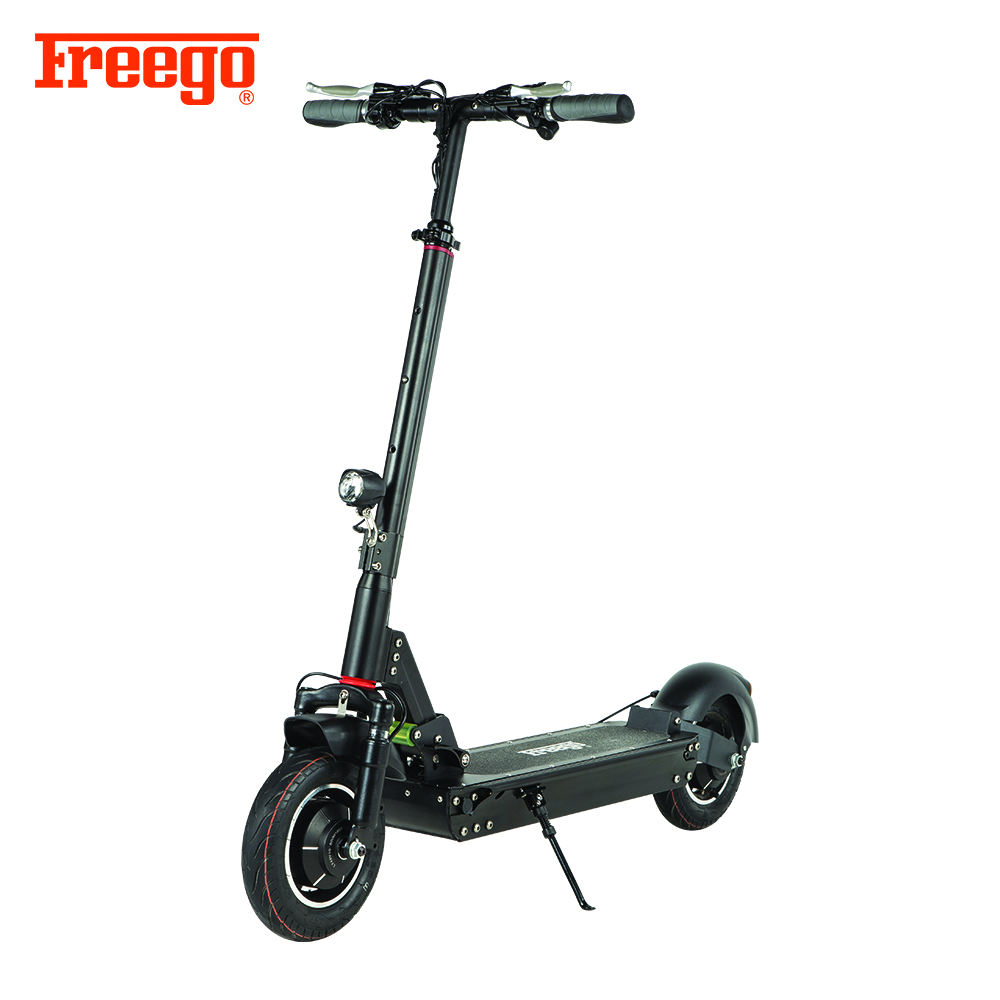 2019 Freego adult foldable 10inch dual motor 1600W gps electric scooter frame