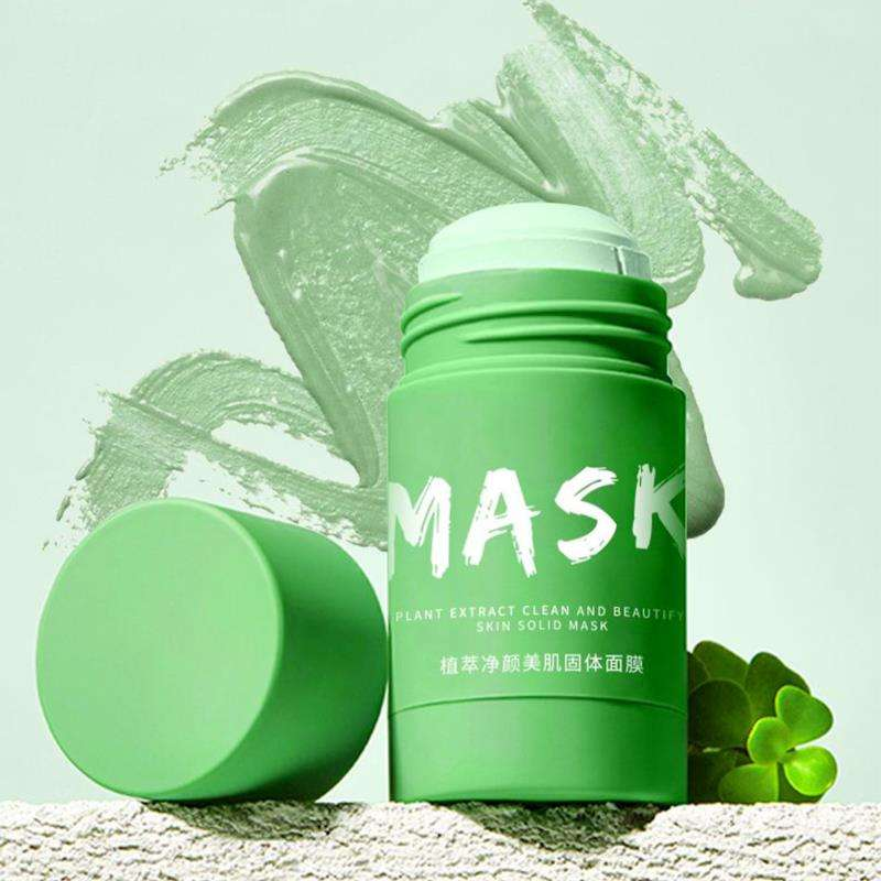OEM/ODM Remove Blackhead Strip Acne deep clean skin natural beauty aloe wholesale private label Solid facial mask
