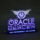 Holder Sign Led Base Acrylic Neon Custom Board Holder Light Indoor Edge Lit Base Laser Engraving LED Sign