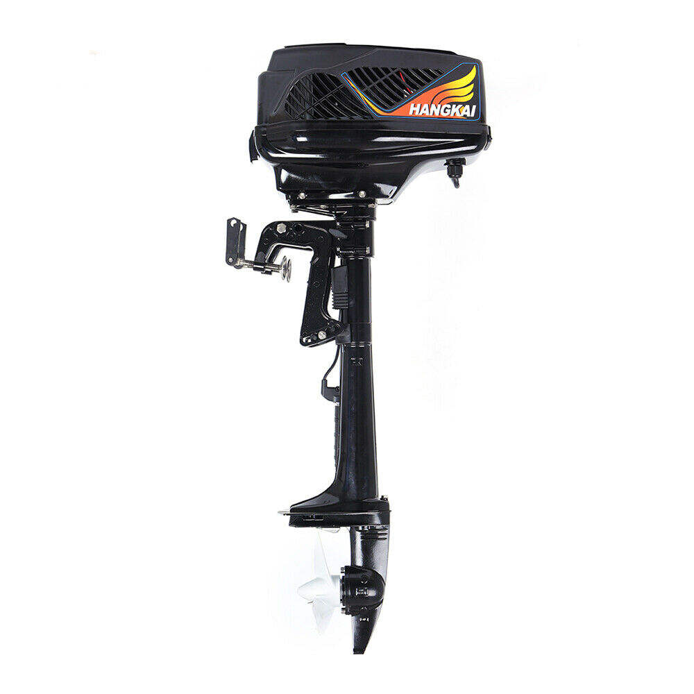 US STOCK 48V 4HP Boat Electric Outboard Motor 1000W Fishing Boat Engine Propeller Trolling.