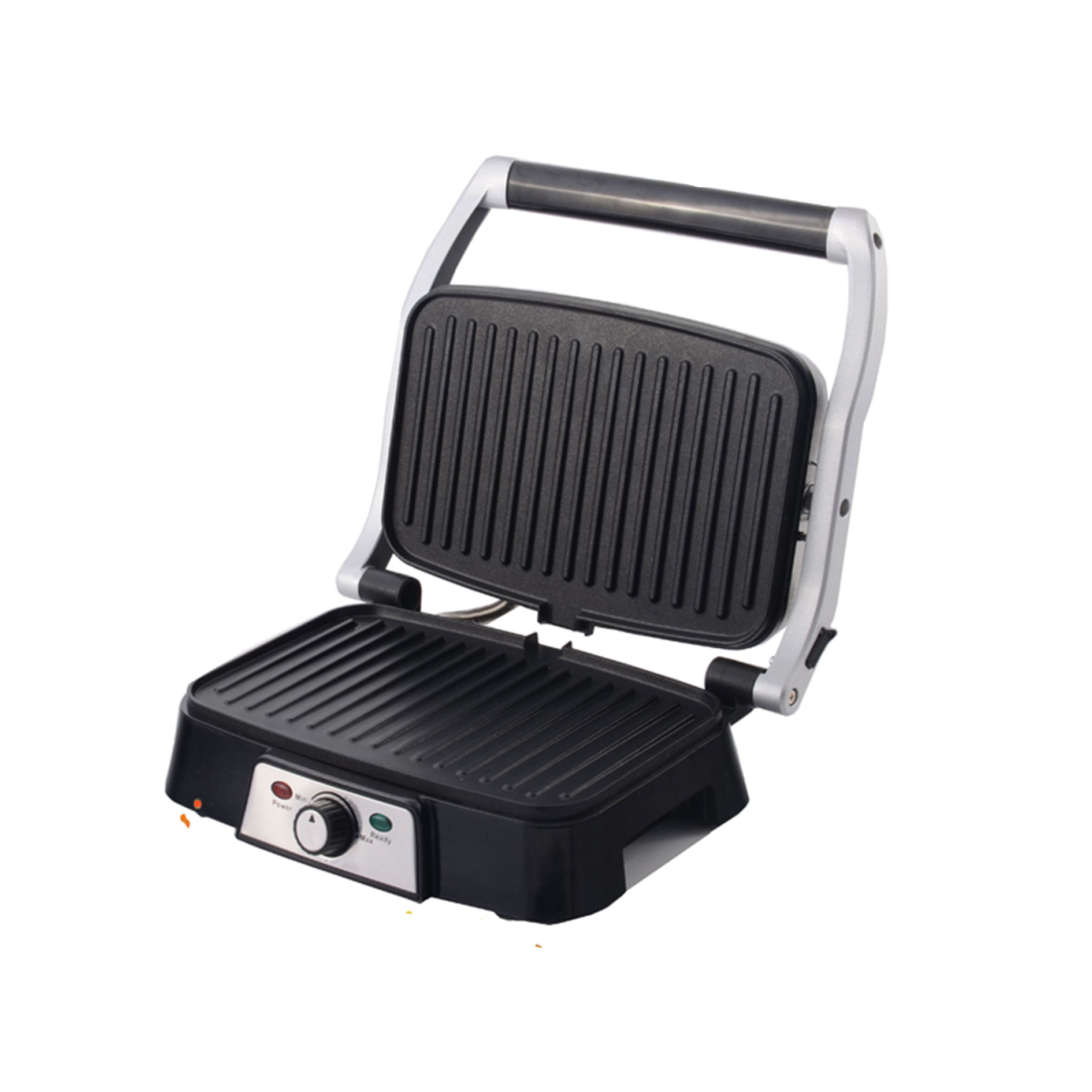 Mini Electric BBQ Grill Kitchen Cooking Appliance Grill 6/8 Slice Sandwich Maker Contact Panini Press Grill