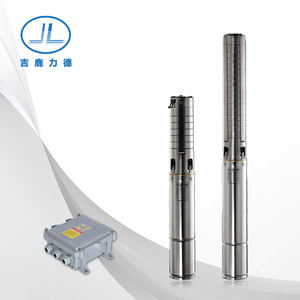 180 meter high head solar dc submersible water pump for deep borehole and well