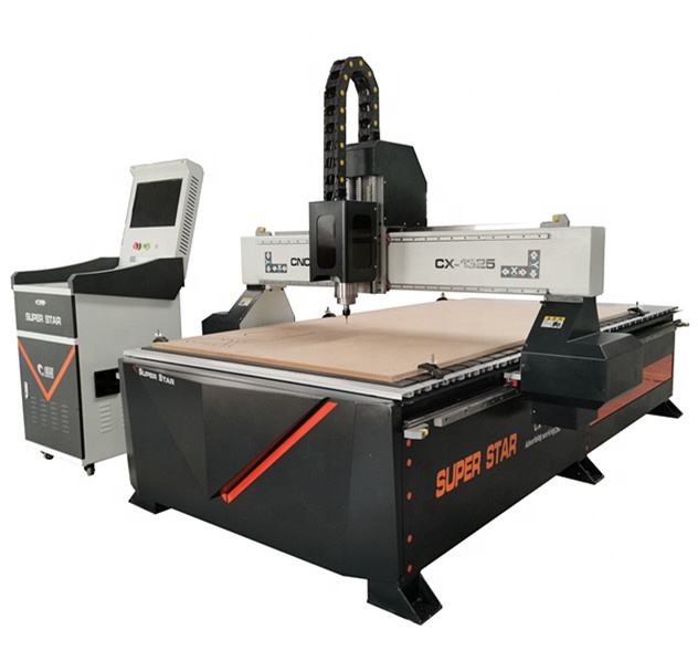 CNC Wood Router Manufacturer of Wood Carving Machine